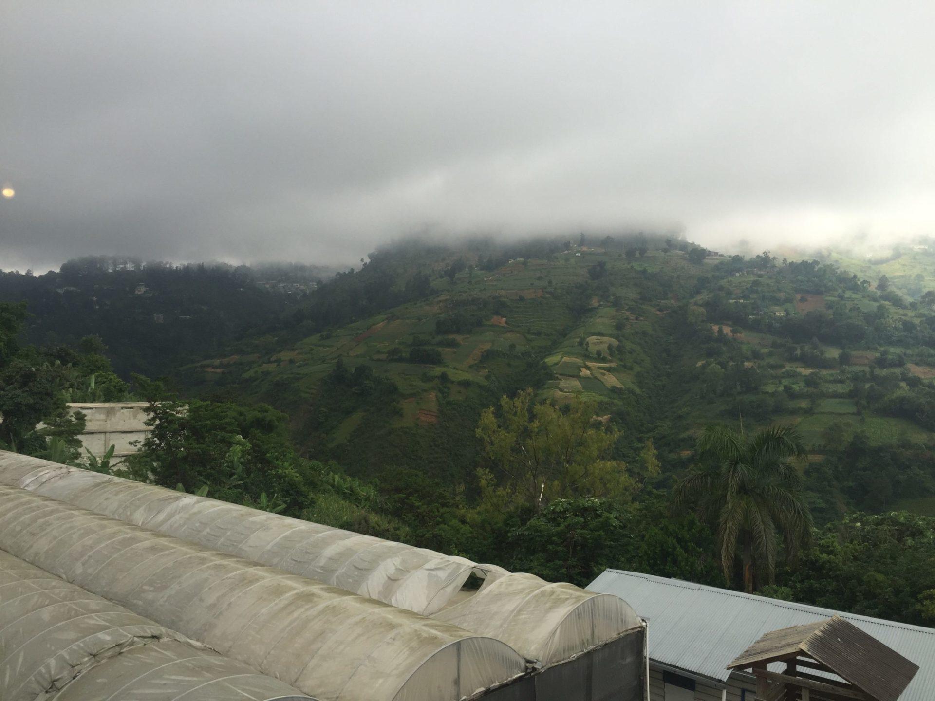 View of Farmland from Farmouth