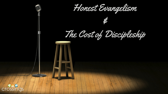 Honest-Evangelism-The-Cost-of-Discipleship