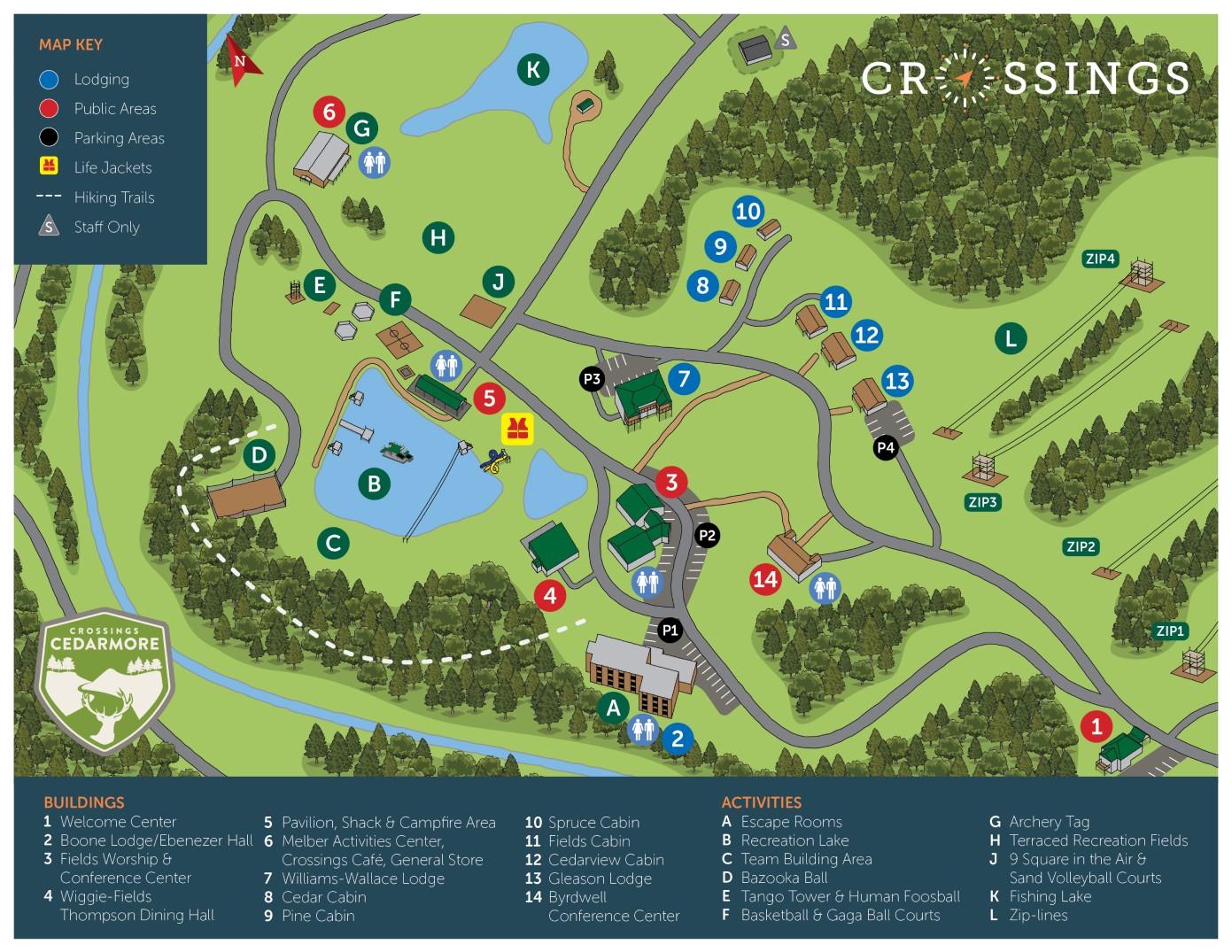 cedarmore-map